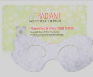 Banila Lace Hydrogel Eye Patch (5$).