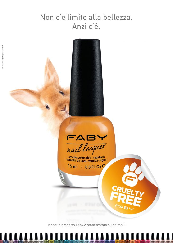 Faby Nails è cruelty free
