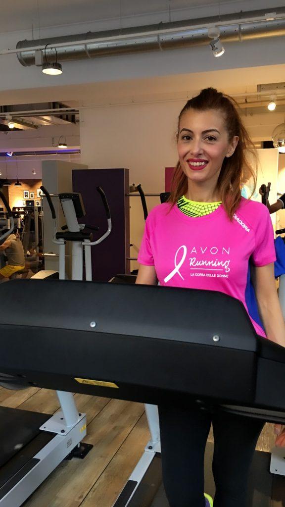 Avon Running Tshirt