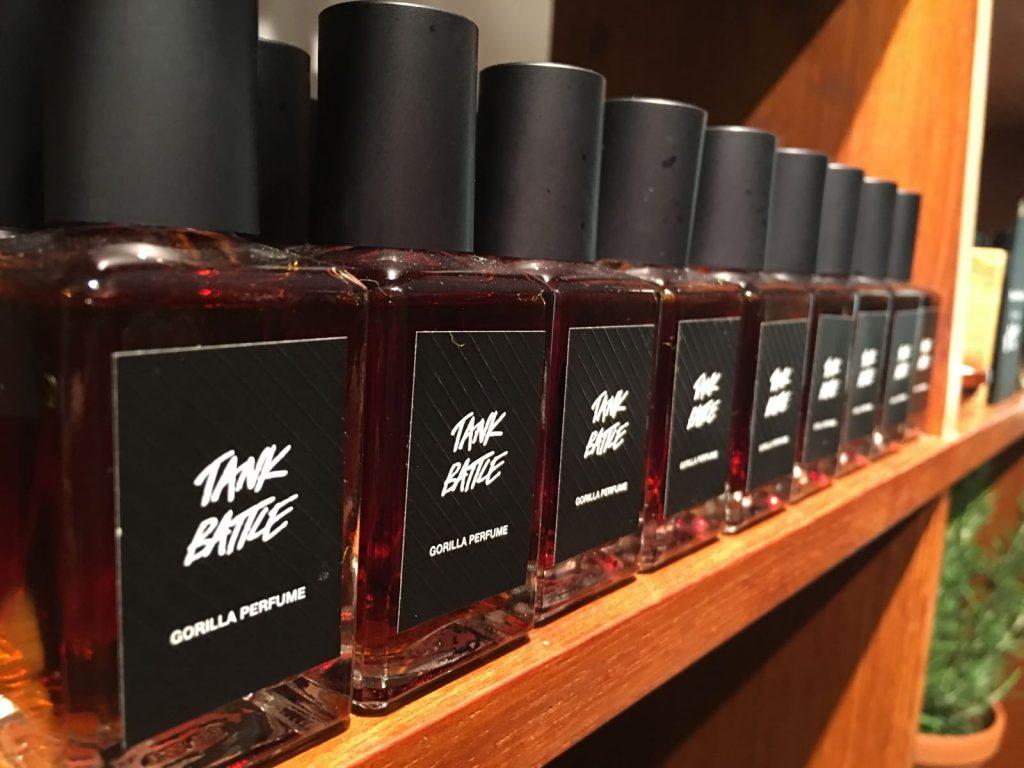 Lush Gorilla Perfume