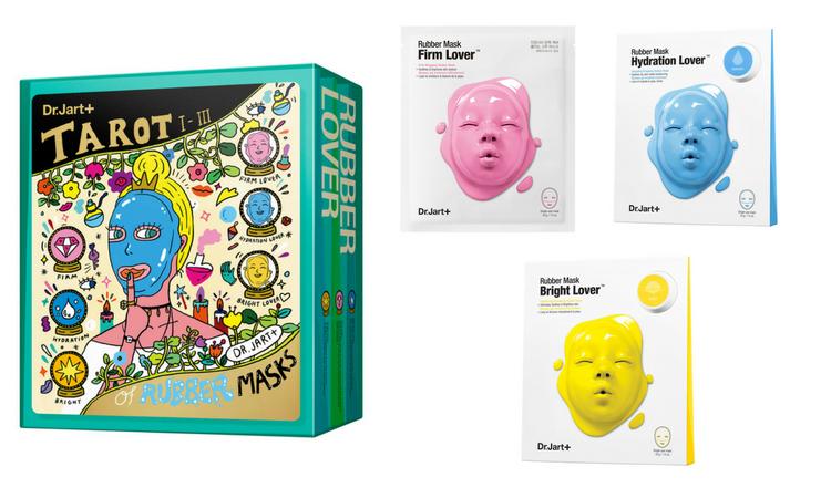 Dr.Jart+ Kit Tarot Rubber Masks