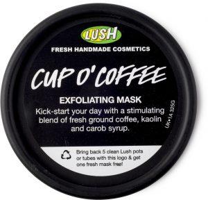 Cup O' Coffee Maschera esfoliante viso e corpo - Confezione