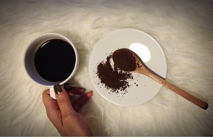 LA MIA TAZZA DI CAFFE DEL MATTINO