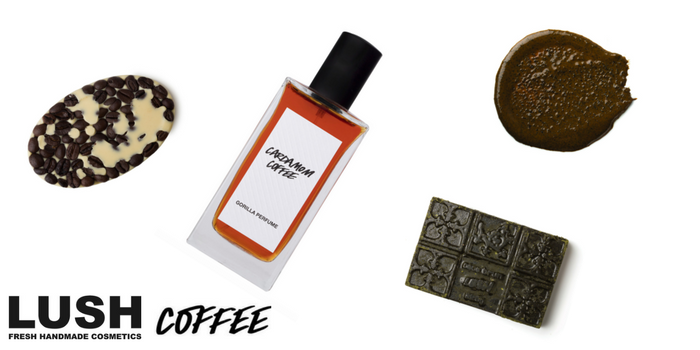 LUSH COFFEE COLLECTION