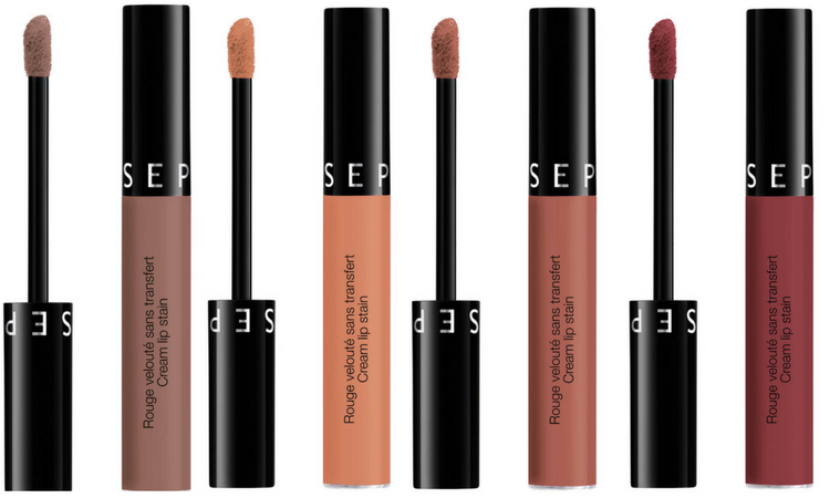 Da Sinistra: 21-Pretty Beige, 22-Pink Latte, 23-Copper Blush, 24-Burnt Sienna