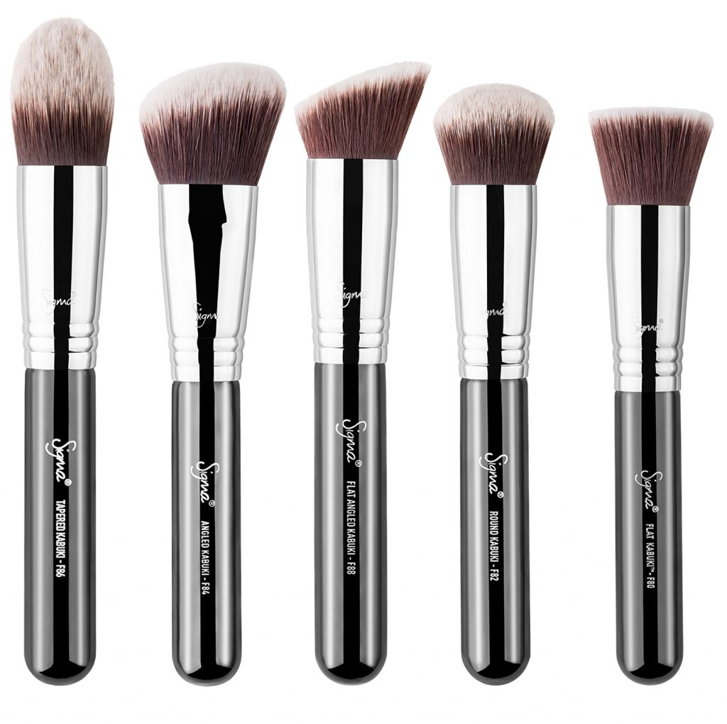 Sigma Beauty Kabuki Kit