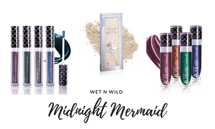 Wet n Wild Midnight Mermaid