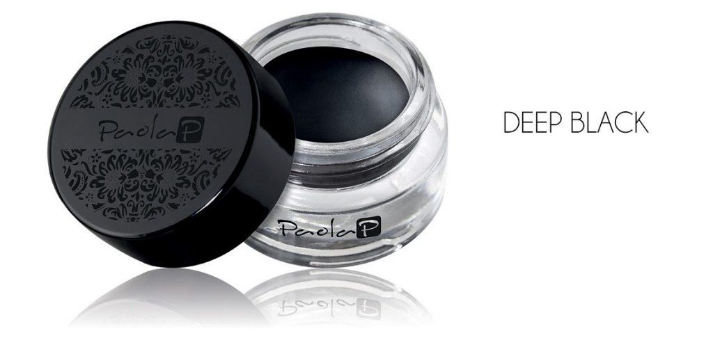PaolaP Eyeliner Deep Black
