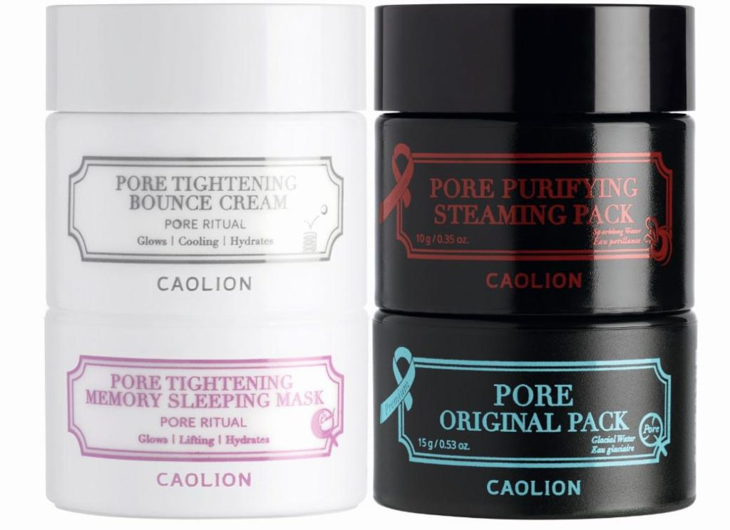 Caolion Secret For Perfect Pores