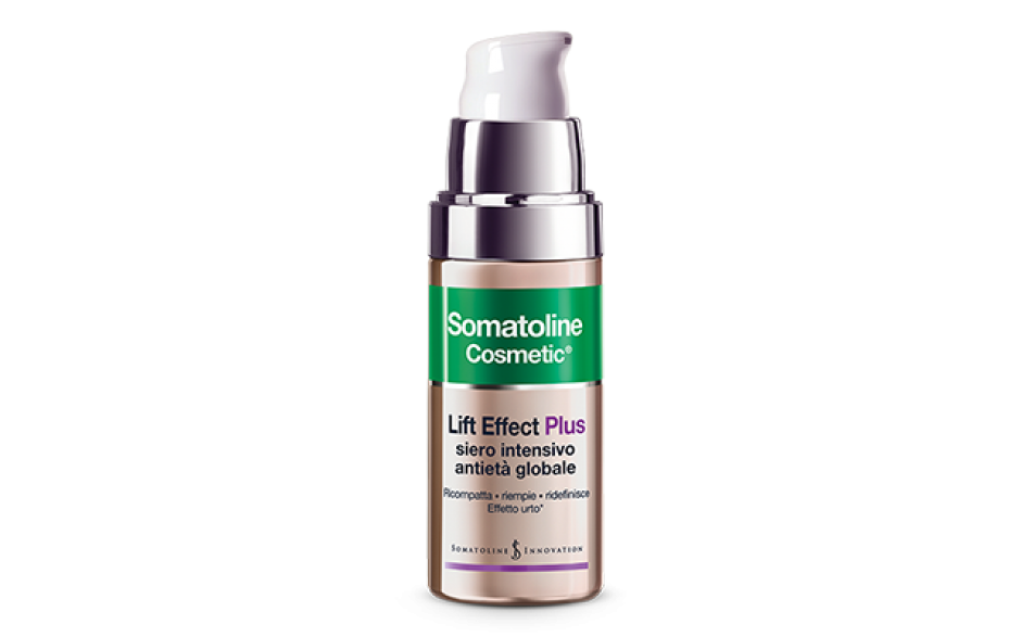 Somatoline Cosmetic Lift Effect Plus Siero Intensivo Antietà Globale