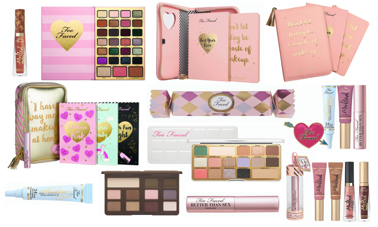 Too Faced Holidays Collection 2017