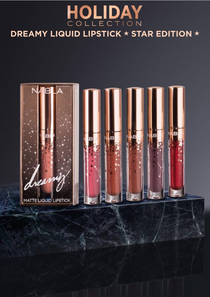 Dreamy Liquid Lipstick STAR EDITION