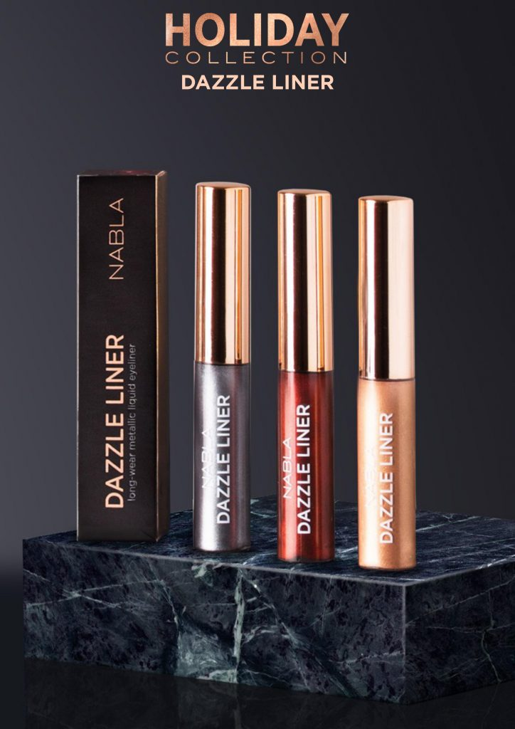 Nabla Holiday Collection: Dazzle Liner