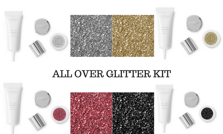 ALL OVER GLITTER KIT