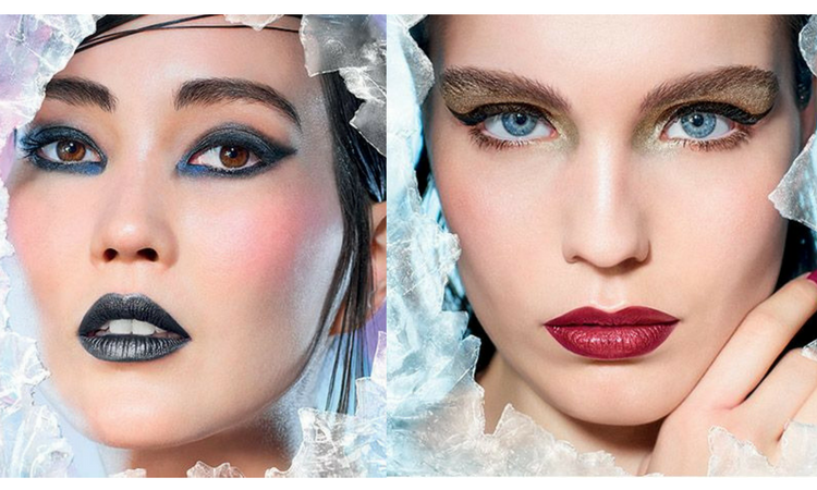 Makeup Looks Kiko Artic Holiday Collection