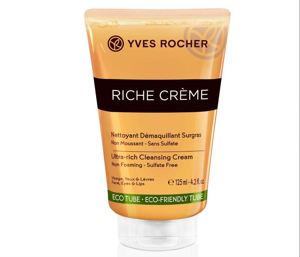 Yves Rocher Crema Detergente Ultra Nutriente