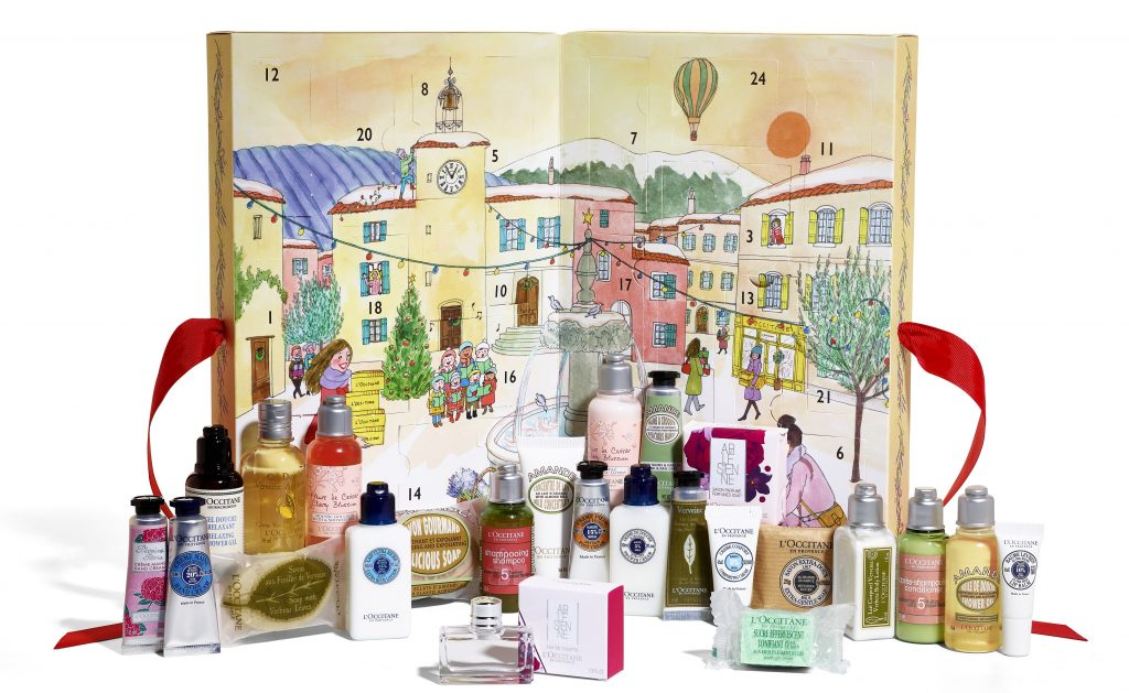 L'Occitane Calendario
