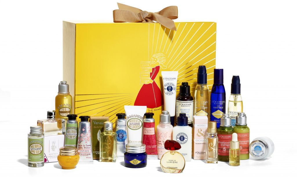 L'Occitane Calendario Premium