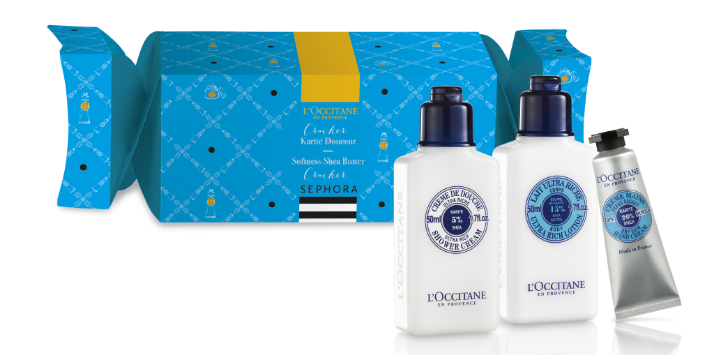 L'Occitane kit Karitè Douceur
