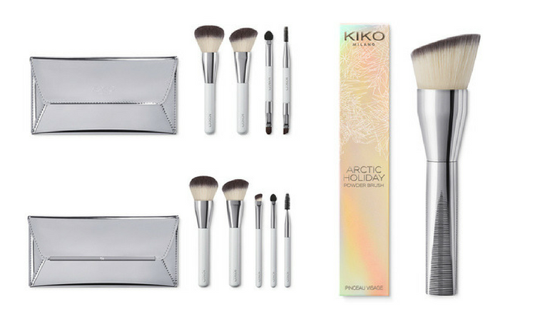 KIT DI PENNELLI E POWDER BRUSH