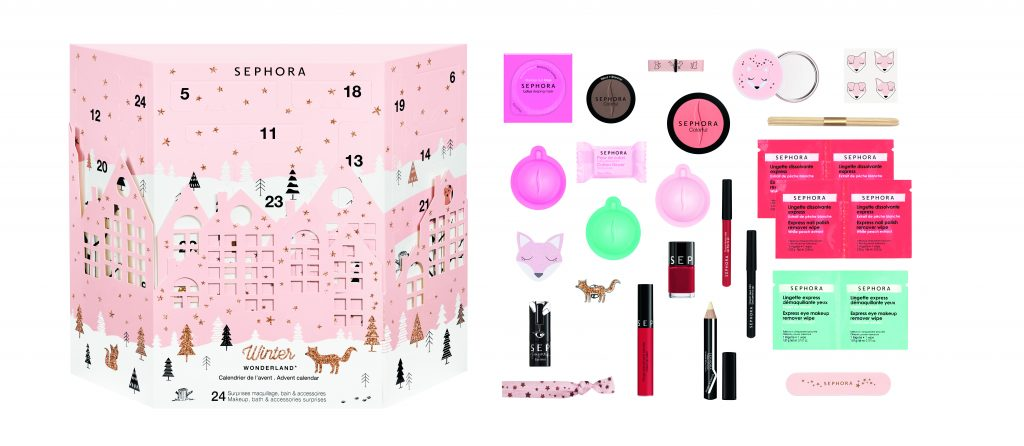 Sephora Winter Wonderland