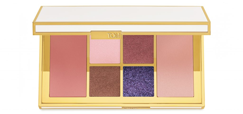 Tom Ford: Soleil Eye and Cheek Palette