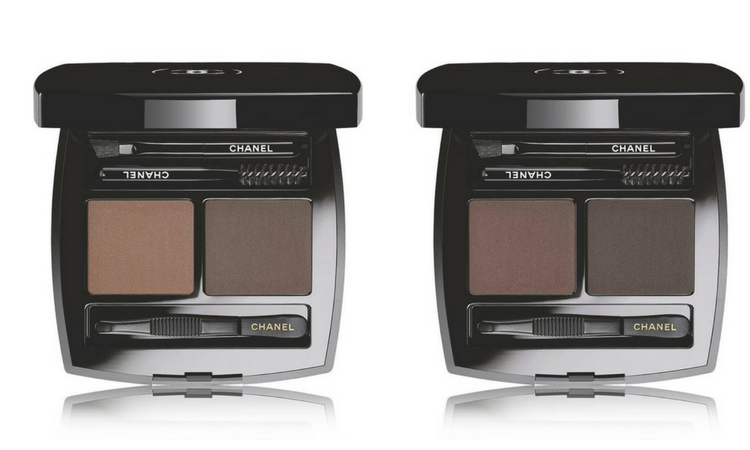 Chanel: La Palette Sourcils De Chanel