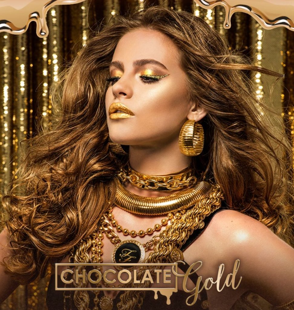 Too Faced lancia la Chocolate Gold Collection