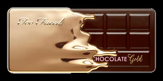 Il pack della Chocolate Gold Palette