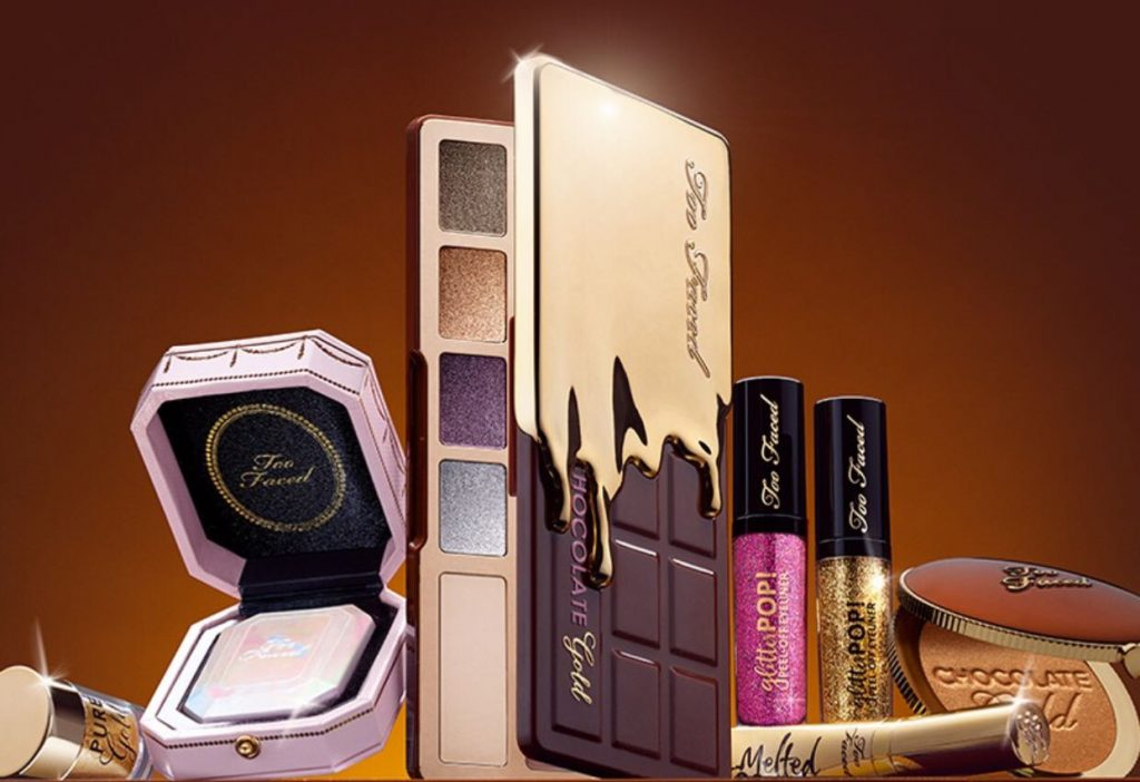 Too Faced Chocolate Gold Collection