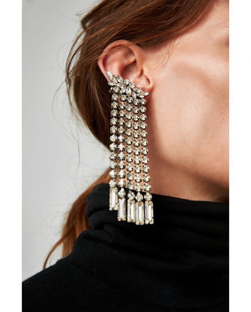 Orecchini Zara 12,95€