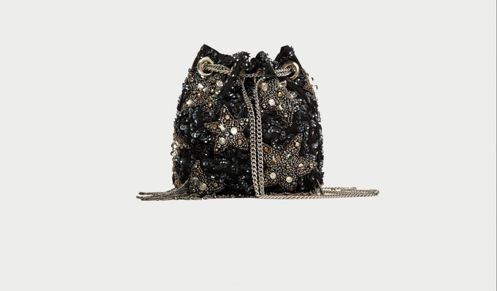 Secchiellino con decori di stelle di Zara €35,95