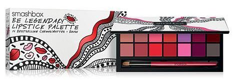 SMASHBOX -Be legendary lipstick palette - Prezzo: 39,50€