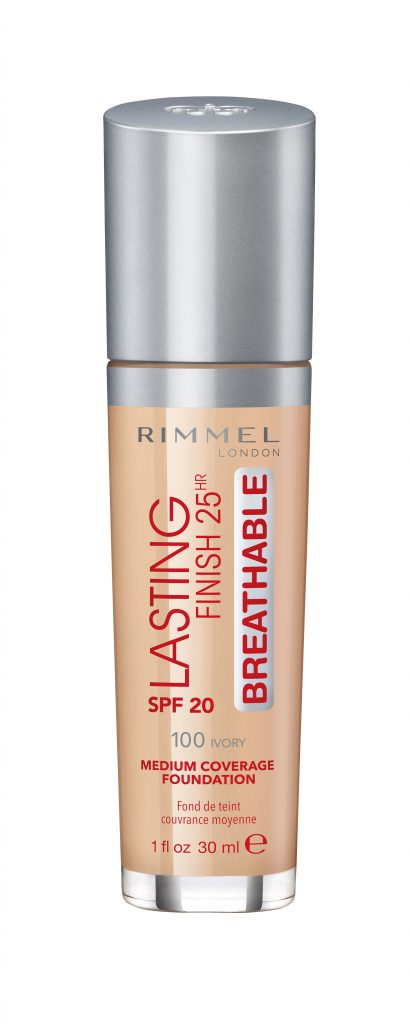 Rimmel Breathable Lasting Finish 25hr