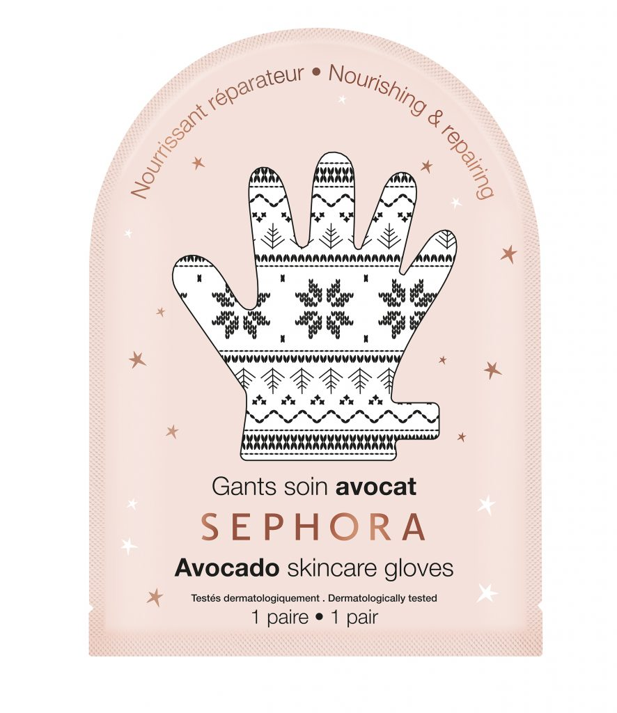 Sephora Avocado Skincare Gloves