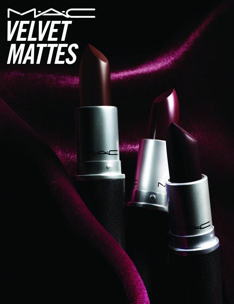 Colori super vampy per questa limited edition Mac !