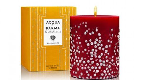 Acqua di Parma - Candela di Natale Bacche d'Argento