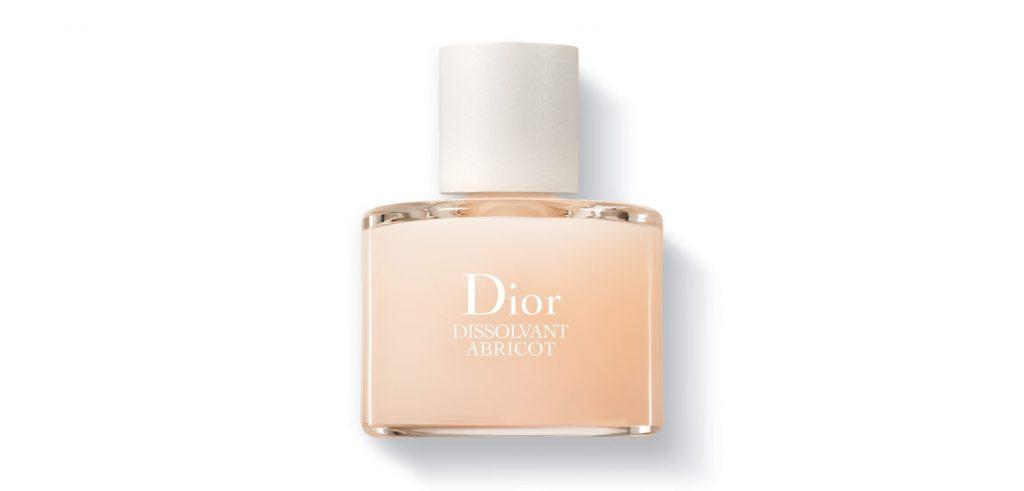 Dior Dissolvant Abricot