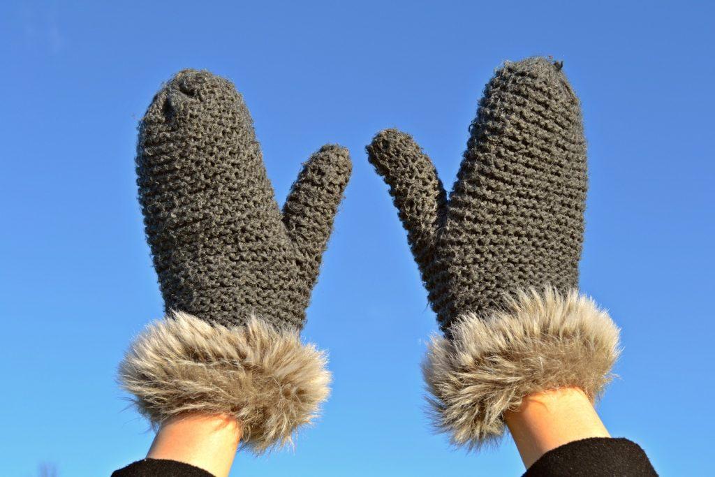 Non dimenticare mai i guanti !