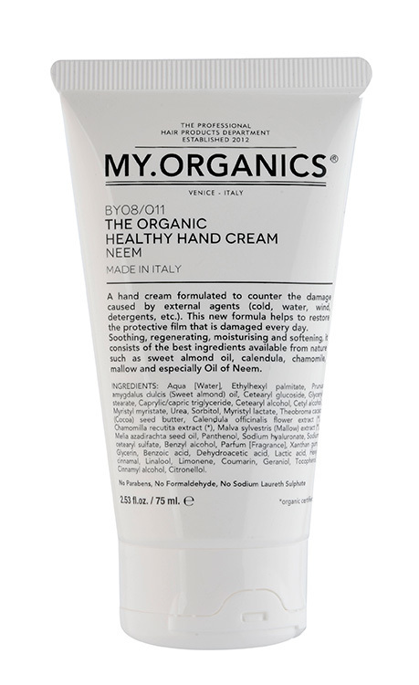 My Organics Healthy Hand Cream Neem
