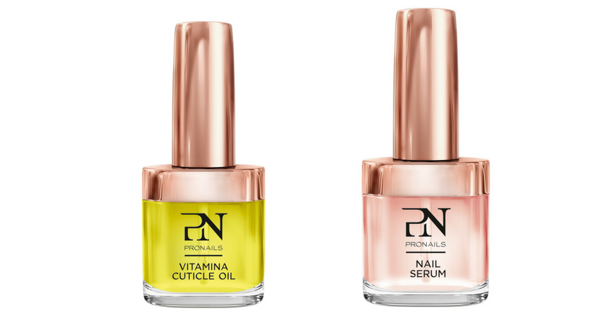 ProNails Vitamina Cuticle Oil e Nail Serum