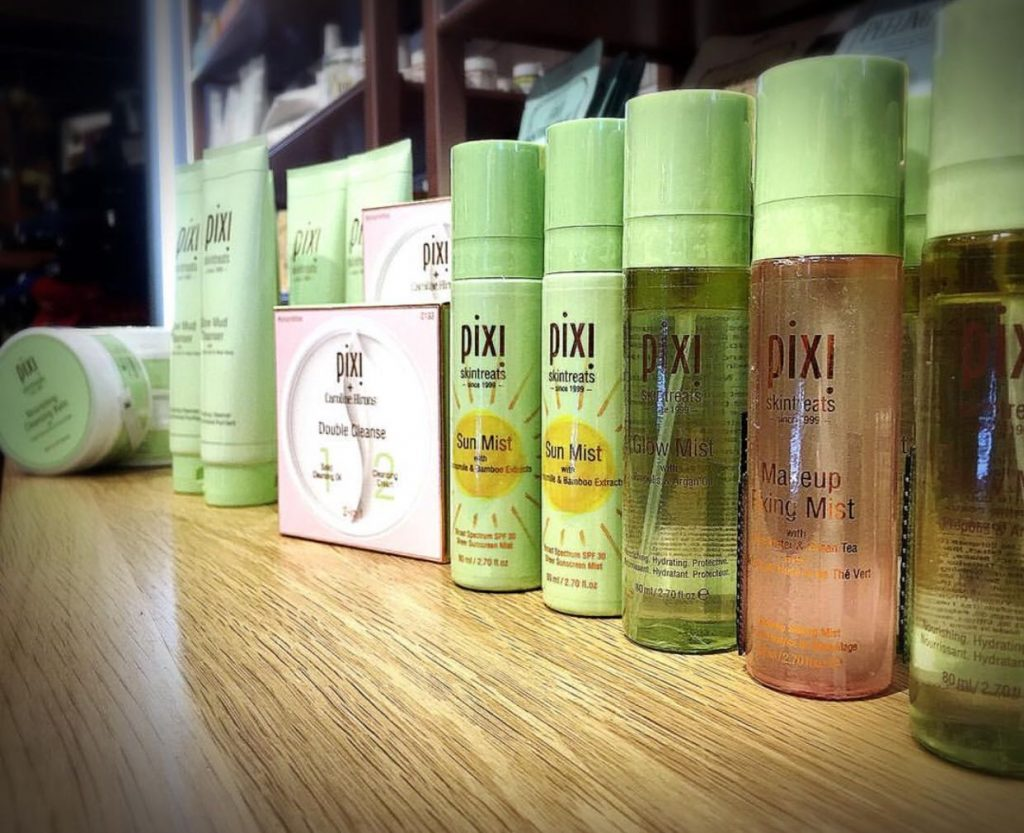 Pixi Beauty in Rinascente a Milano