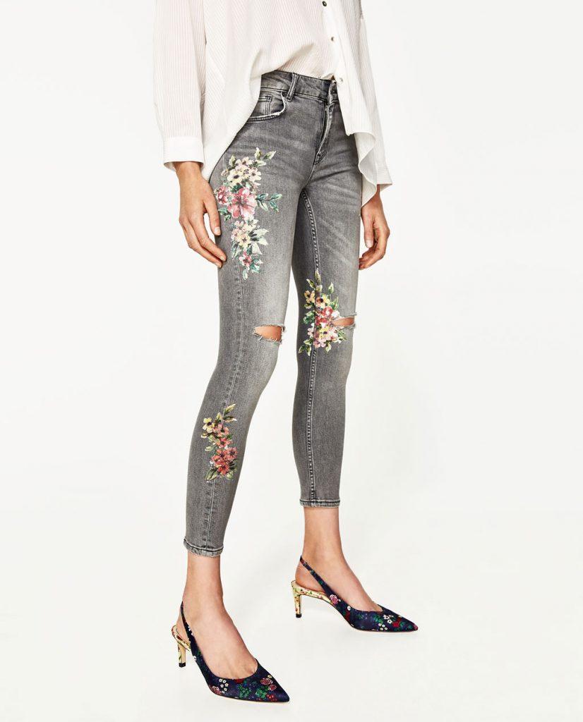 Zara: Jeans 17,99 in saldo