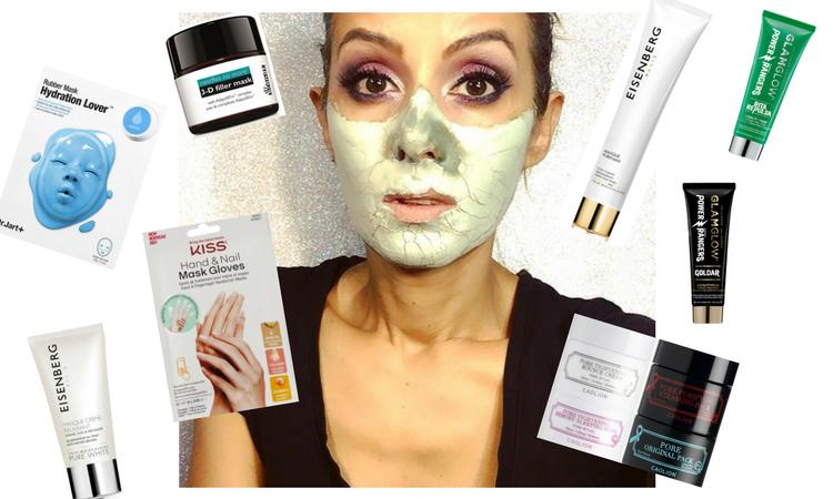 Maschere: uno dei piu' recenti trend in fatto di skincare