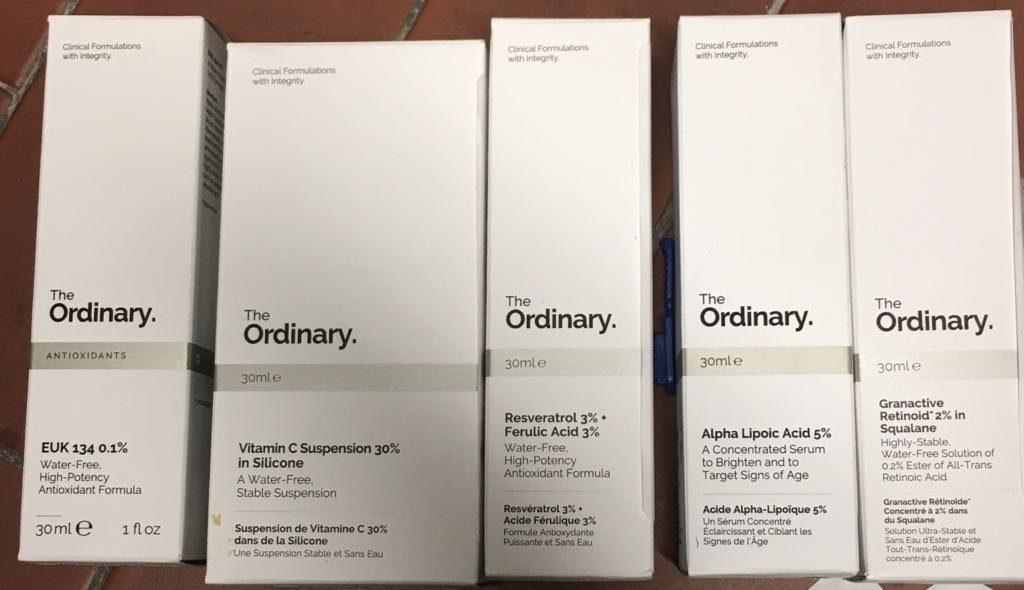The Ordinary: questi saranno i miei prossimi acquisti