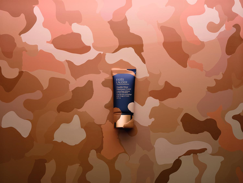 Effetto Camouflage estremo per i nuovo fondo di Estee Lauder