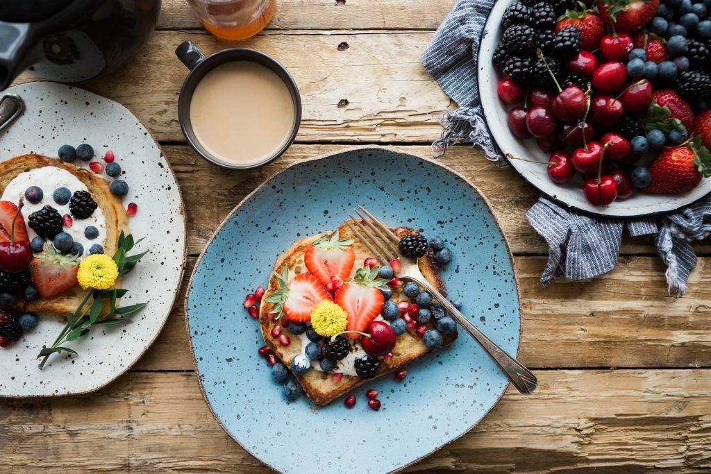 Quali sono i cibi che mangiate tutti i giorni ?