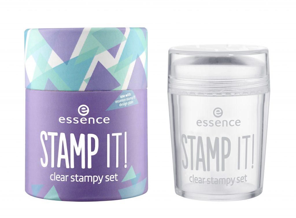 Stamp it ! Clear stamp set