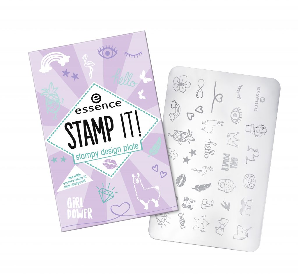 Stamp it! Nails just wanna have fun!