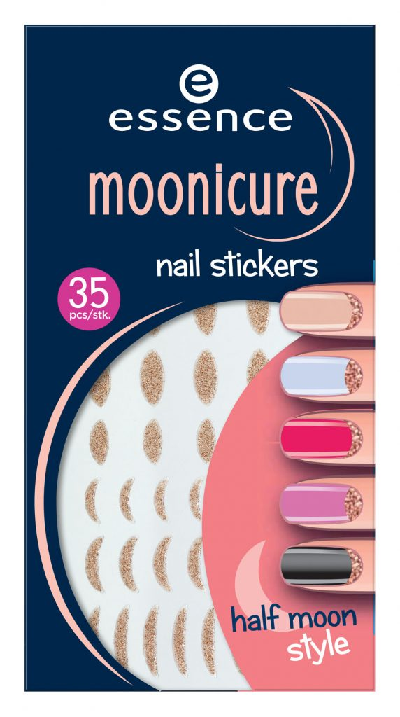 Essence Moonicure Nail Stickers